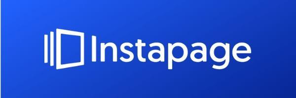 Logo Instapage Landing Page Software
