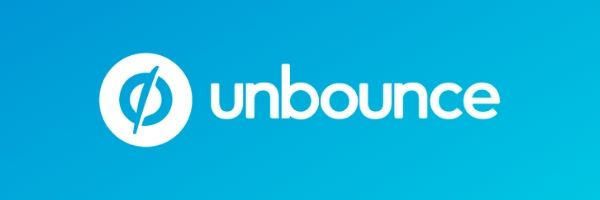 Logo Unbounce Landing Page Software