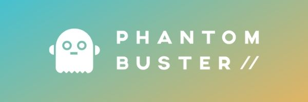 logo phantom buster linkedin automation tool - linked helper alternative to meet leonard