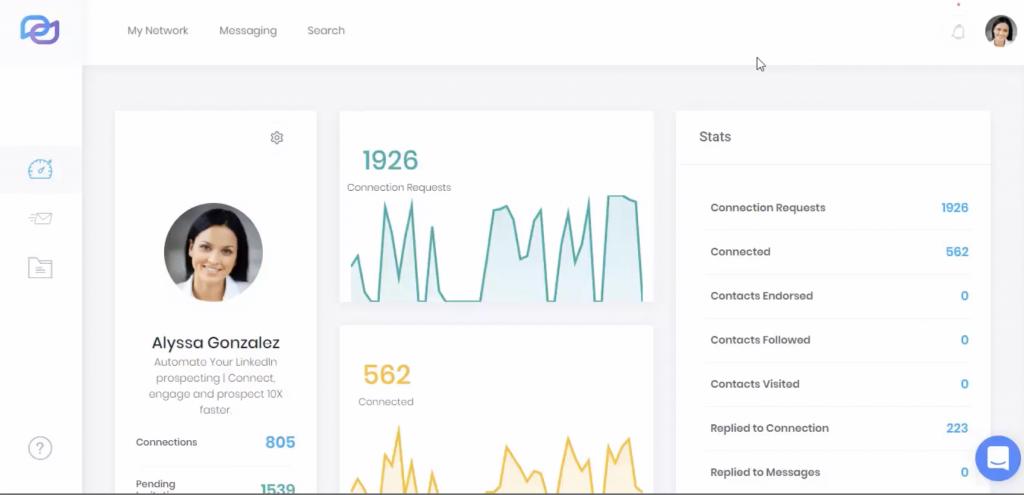 We-Connect.io screenshot